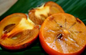 плоды хурмы лечебные свойства
