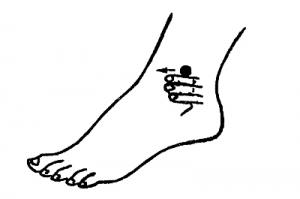 Усталость ног (переутомление после длительною бега или ходьбы)