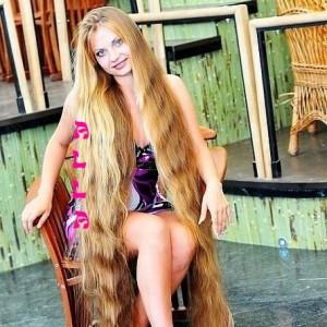 Как отрастить косу до пояса